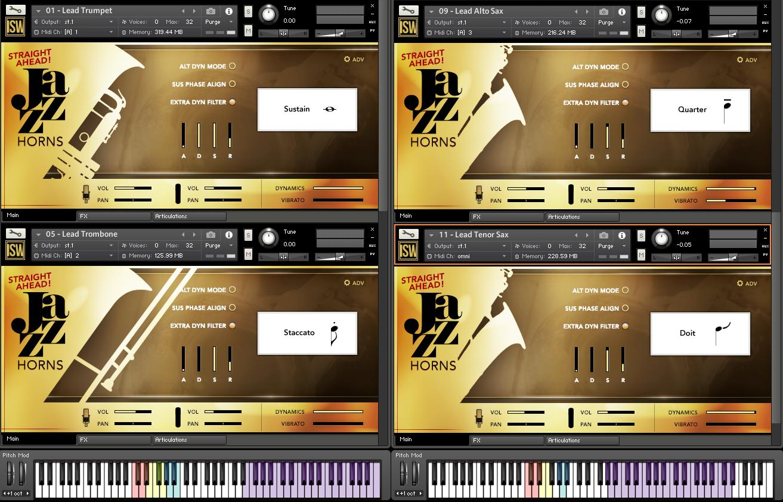 vst 4 free brass amp wind plugins - HD1313×842
