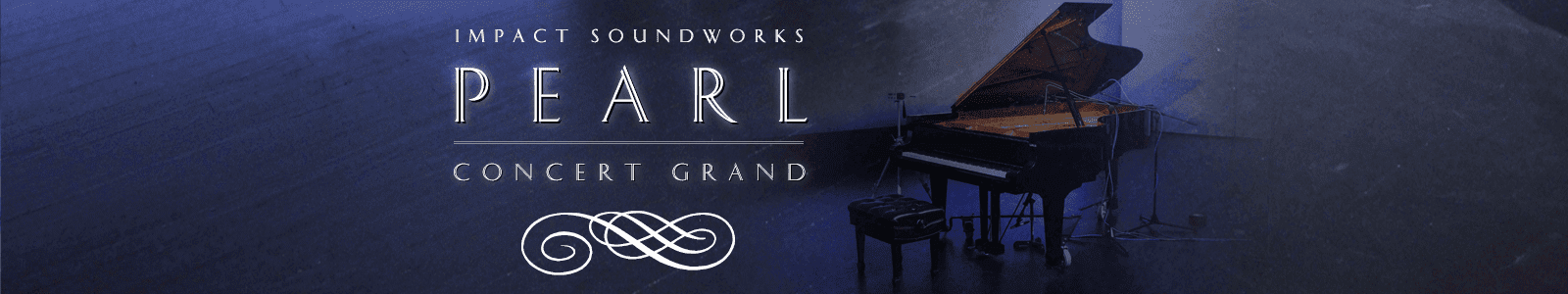 Pearl Concert Grand by Impact Soundworks (VST, AU, AAX)