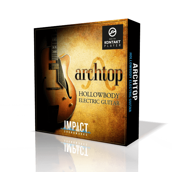 Archtop by Impact Soundworks (VST, AU, AAX)
