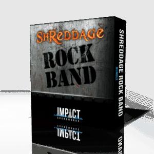 Shreddage Rock Band