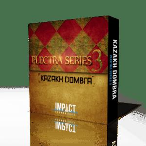 Plectra Series 3: Kazakh Dombra