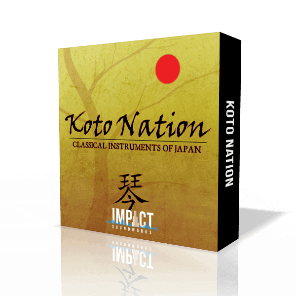 Koto Nation by Impact Soundworks (VST, AU, AAX)