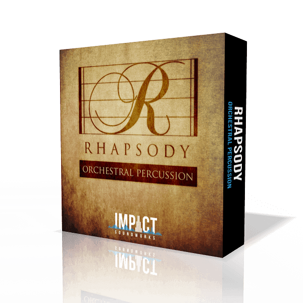 Rhapsody: Orchestral Percussion by Impact Soundworks (VST AU AAX)