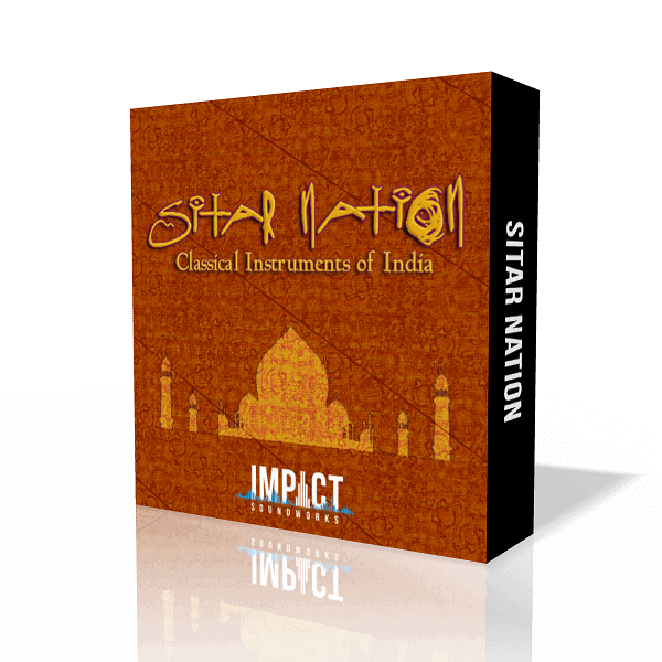 Impact Soundworks Sitar Nation V.2.0 KONTAKT-0TH3Rside 190306
