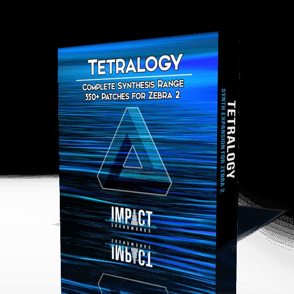 Tetralogy by Impact Soundworks (VST, AU, AAX)