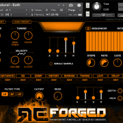 ReForged: Cinematic Metallic Sound Design – Natural