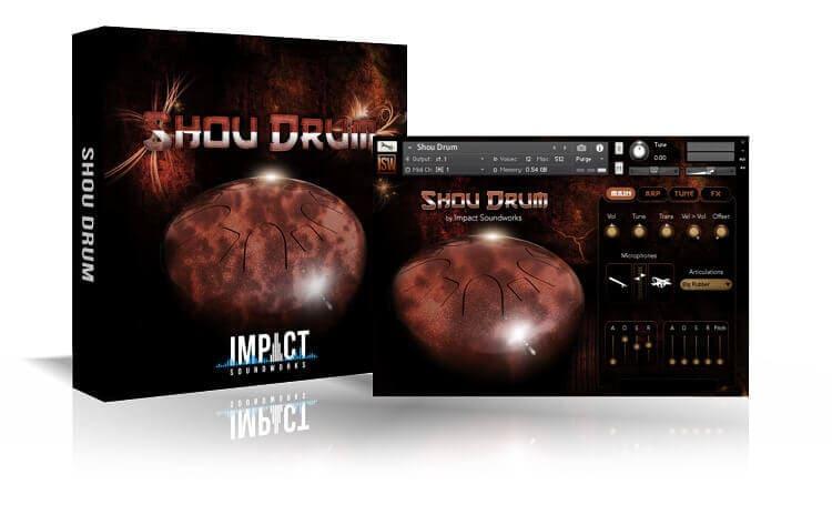 Shou Drum - Impact Soundworks
