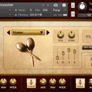 Rhapsody: Orchestral Percussion – Aux Percussion