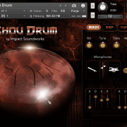Shou Drum – Main