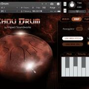 Shou Drum – Arpeggiator