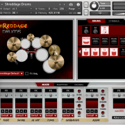 Shreddage Drums – Mixer