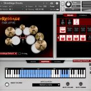 Shreddage Drums – Mapping