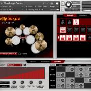 Shreddage Drums – Global