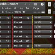 Plectra Series 3: Kazakh Dombra – Mapping