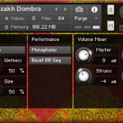 Plectra Series 3: Kazakh Dombra – Performance