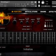Shreddage 2: Absolute Electric Guitar – Performance