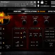 Shreddage 2: Absolute Electric Guitar – Engine