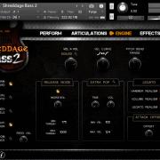 Shreddage Bass 2 – Engine