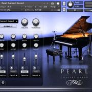 Pearl Concert Grand – Mixer