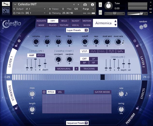 Celestia by Impact Soundworks (VST, AU, AAX)