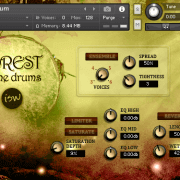 Forest Frame Drum – Small Drum