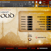 Plectra Series 4: Turkish Oud – Preferences