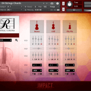 Rhapsody: Orchestral Colors – Strings Chords