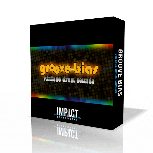 Groove Bias by Impact Soundworks (VST, AU, AAX)