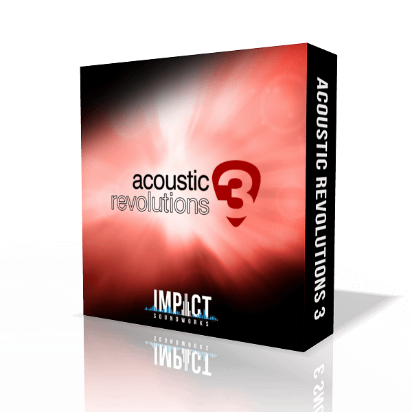 Acoustic Revolutions 3 (VST, AU, AAX) Kontakt Acoustic Guitar Instrument