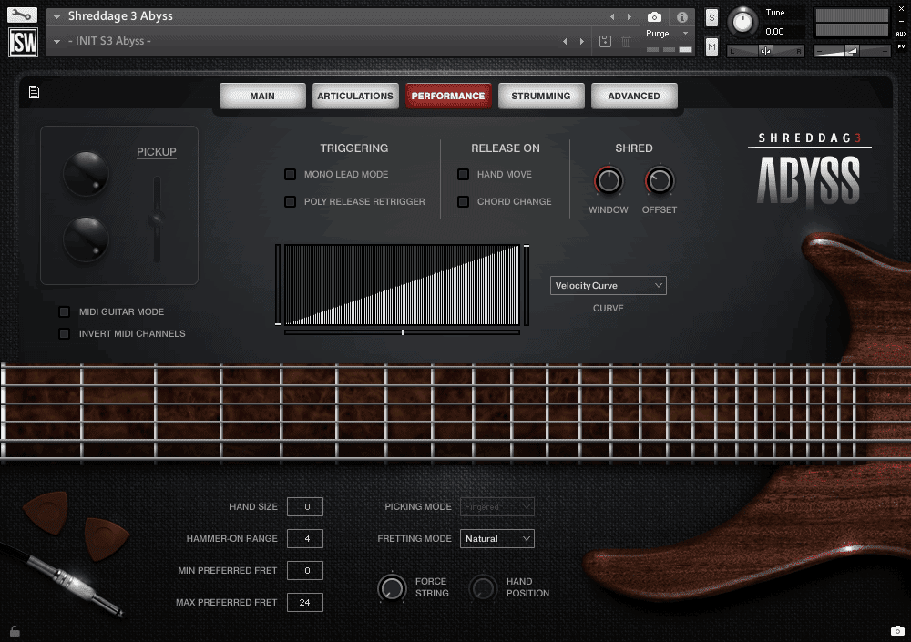 Shreddage 3 Abyss (VST, AU, AAX) Virtual Guitar Instrument for Kontakt