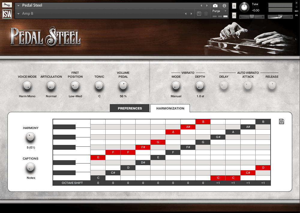 Impact Soundworks Pedal Steel for Kontakt (VST, AU, AAX)