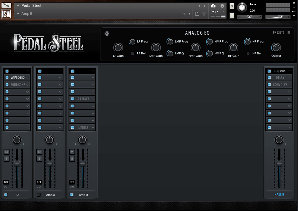 Impact Soundworks Pedal Steel for Kontakt (VST, AU, AAX)