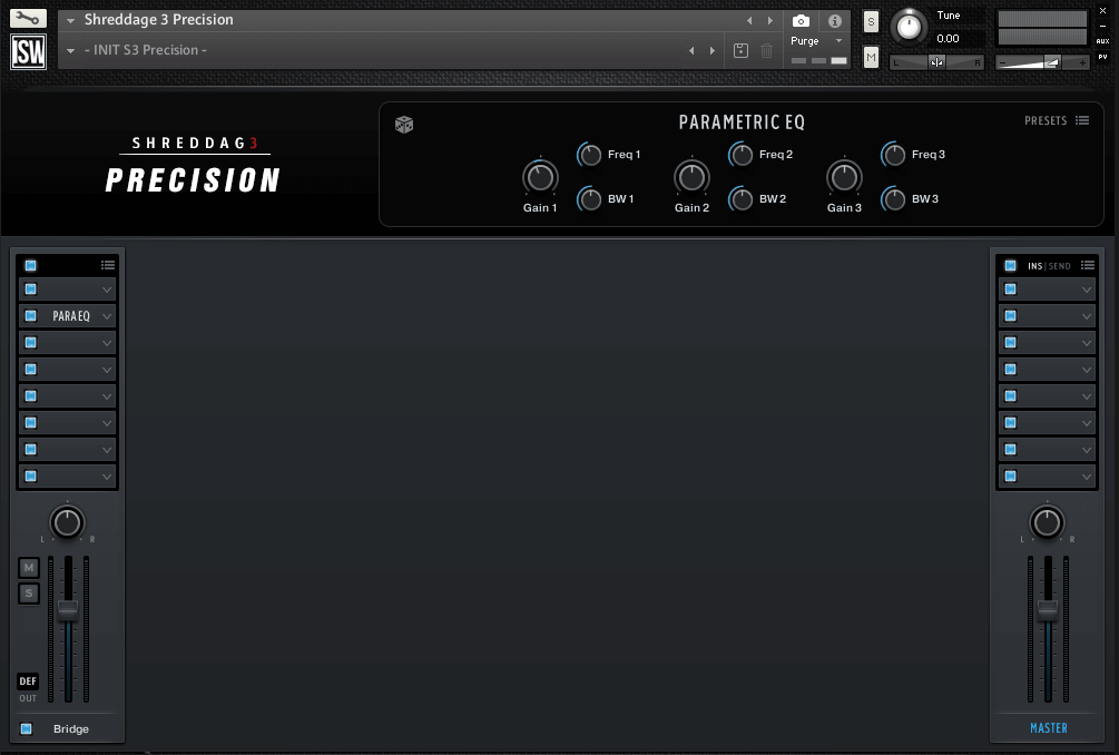 Shreddage 3 Precision Console